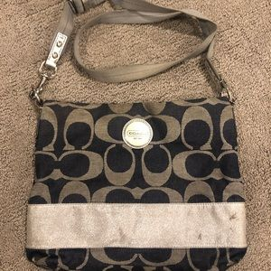 Coach messenger purse